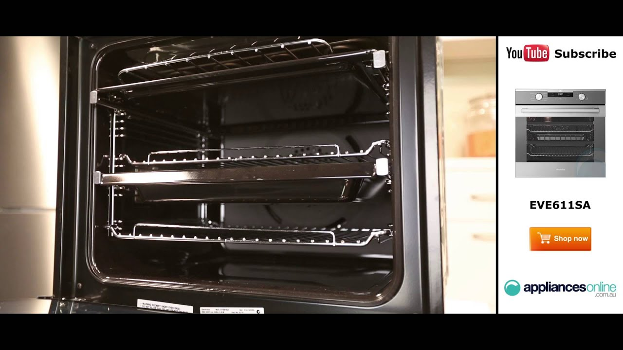 electrolux 90cm oven. Product Video Electrolux 90cm Oven Y