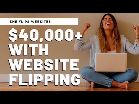 How to Start Website Flipping