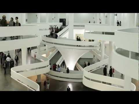 #30bienal (Registro) Arquitetura e expografia