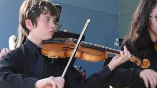 Concert Orchestra and Sinfonietta