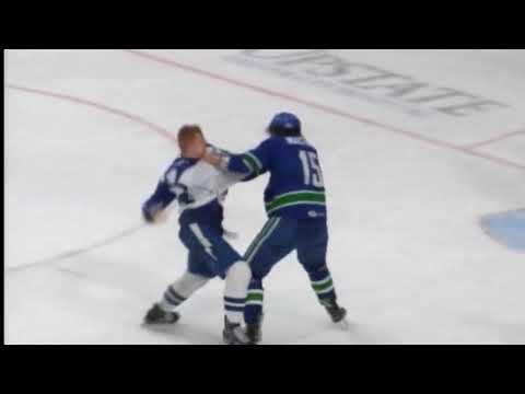 Erik Cernak vs. Zack MacEwen