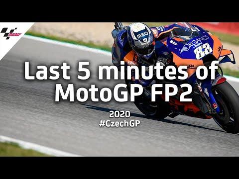 MotoGP チェコGP FP2ハイライト動画