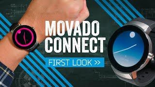 The Movado Connect Is So Beautiful I Never Want To Take It Off