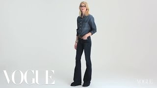 Denim Button Down by Lucky Brand - Jeanius: Kelly Connor - Vogue