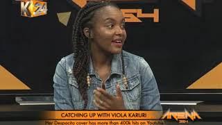 #Arena254: Catching up with Viola Karuri