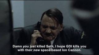 Hitler phones Seth from Command&Conquer