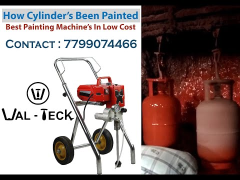Automatic Airless Paint Sprayer