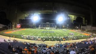 Tennessee Tech at UT Martin Time Lapse Video