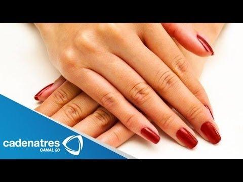 Crema para que las uñas crezcan hermosas / Tips para tener uñas hermosas