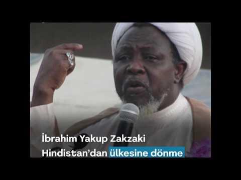 Nijerya İslami Hareketi  Lideri Şeyh İbrahim Yakup Zakzaki