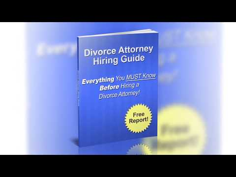 Family Law San Antonio Divorce Attorney