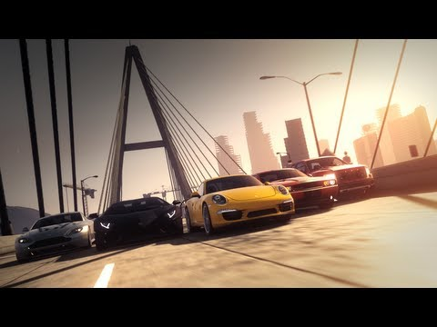 Trailer de Need for Speed: Most Wanted