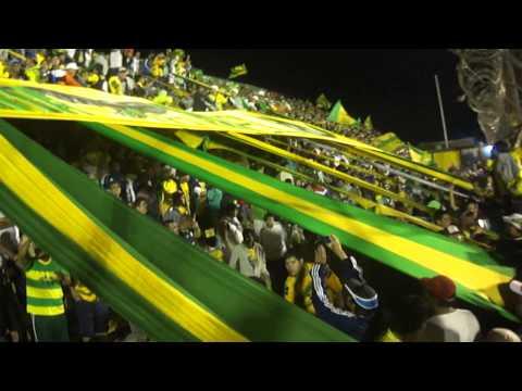 """""""Defensa y Justicia 5 Banfield 3 (Recibimiento)"""" Barra: La Banda de Varela • Club: Defensa y Justicia"""