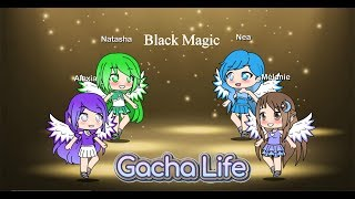 Gacha Life Black Magic
