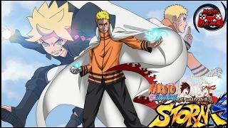 Naruto Online - A Historia De Boruto #1 Prologo