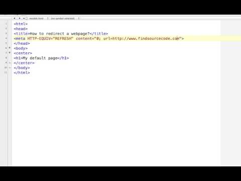 mp4 Coding Redirect Html, download Coding Redirect Html video klip Coding Redirect Html