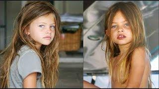 Как Сейчас Выглядит Самая Красивая Девочка В Мире     Тилан Блондо