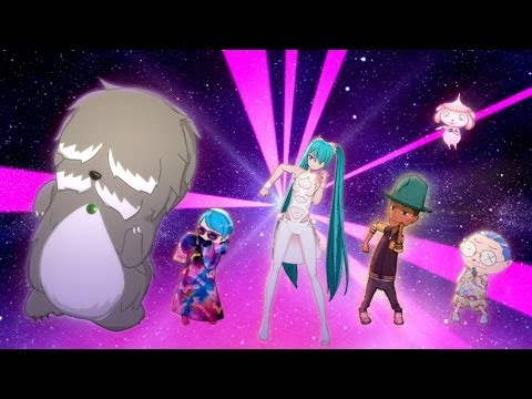 Last Night, Good Night (Re:Dialed) (Song) by Pharrell Williams and Hatsune Miku