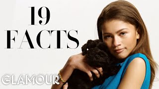 Zendaya: 19 Facts About Her 19 Year Old Self | Glamour