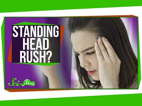 Why Do I Feel Lightheaded When I Stand Up?