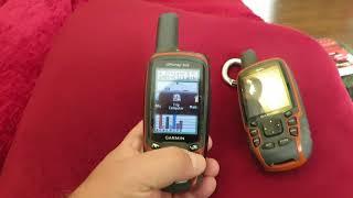 Geocaching with a Garmin GPS Latest