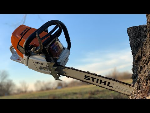 Stihl MS 661 Chainsaw Review