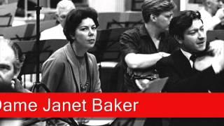Dame Janet Baker: Schubert, 'Ständchen' D920