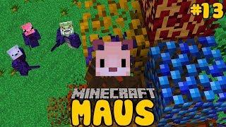 SIE FINDEN UNSER GEHEIMVERSTECK! ✿ Minecraft MAUS #13
