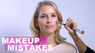 6 Biggest Makeup Mistakes That Instantly Age You | NewBeauty Tips & Tutorials