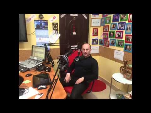 Николай Стариков в эфире программы «Мужской разговор» на радио «Серебряный дождь»