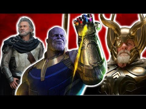 WHY Thanos Waited To Collect The Infinity Stones