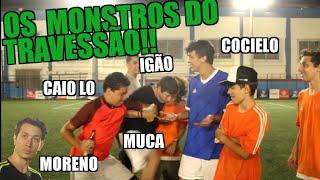 KINGS OF TRAVESSÃO- FT. COCIELO, IGÃO UNDERGROUND, CAIO LO (BANHEIRISTAS), MUCA MURIÇOCA E MORENO