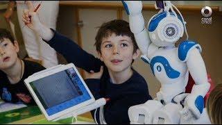 Diálogos Fin de Semana - Vida Digital. Robots espaciales y Niños