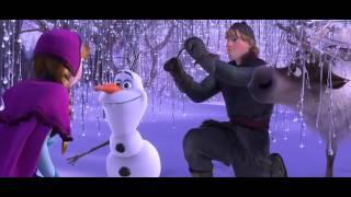 Snehulák Olaf - Ledové Království 2013 CZ