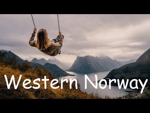 מסע מרהיב באיכות 4K ברחבי מערב נורווגיה