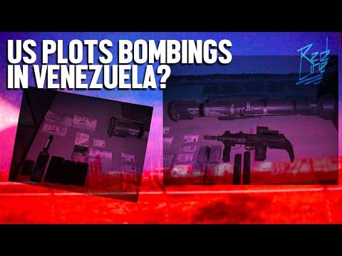 Venezuela captures 'US spy' allegedly plotting to sabotage oil refineries