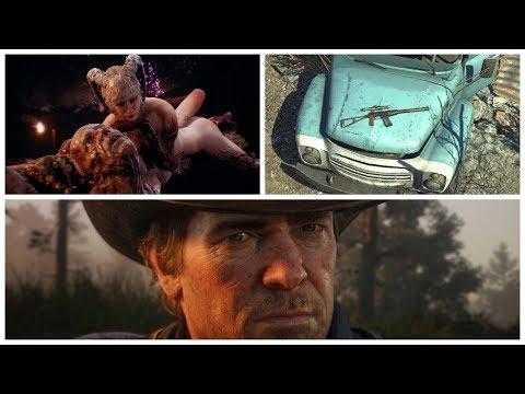 В Сеть слили геймплей Red Dead Redemption 2 на ПК | Игровые новости