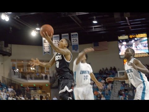 GCU MBB vs. Coastal Carolina Game Highlights