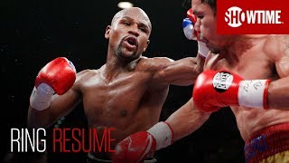 Ring Resume: Floyd Mayweather | SHOWTIME