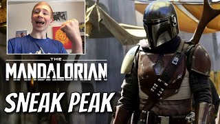 THE MANDALORIAN SIZZLE REEL | My Thoughts