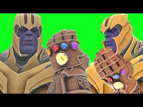 Garrys Mod Walkthrough - Can Thanos' INFINITY GAUNTLET Kill