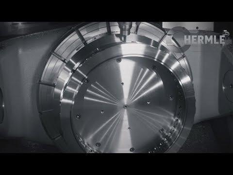 Hermle C 42 U MT (Mill/Turn) engine case