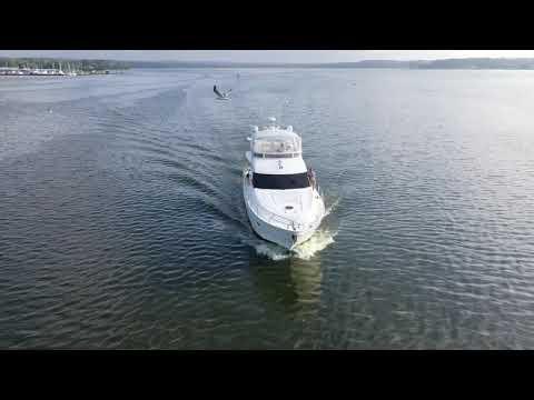 Viking Princess 67 Vikng Sport Cruiser by Princess video