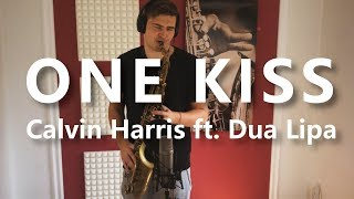Calvin Harris Ft. Dua Lipa   One Kiss (Saxophone Cover)