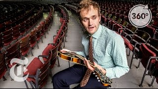 At Home With a New 'Prairie' Companion | The Daily 360 | The New York Times