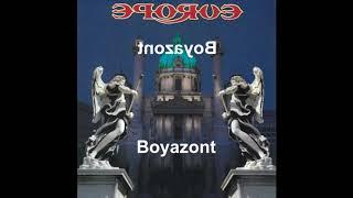 Europe - Boyazont (Reversed)