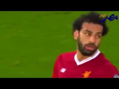 العرب اليوم - شاهد :محمد صلاح ينجو من عقوبة الايقاف بسبب ركلة جزاء