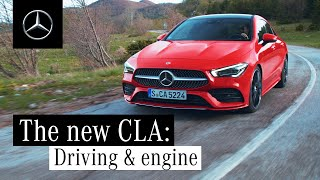 YouTube Video 0-Yhc4odpzM for Product Mercedes-Benz CLA-Class Sedan & Shooting Brake (C118) by Company Mercedes-Benz in Industry Cars