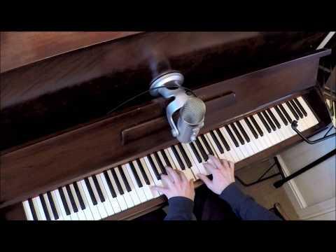 Lofi Piano Instrumental Samples - Overhead Camera View (85