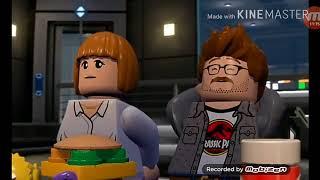 Лего джирасик парк #1